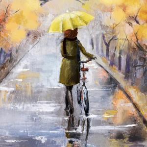 Rainy Day by Boho Hue Studio