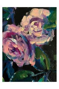 Roses by Boho Hue Studio