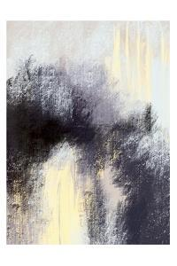 Stormy Abstract 1 by Boho Hue Studio