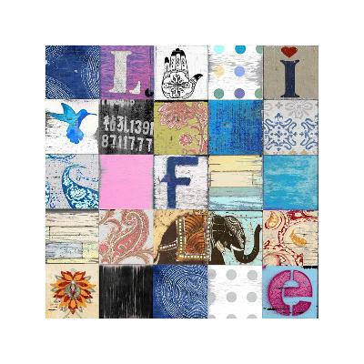 Boho Life-Charlie Carter-Giclee Print