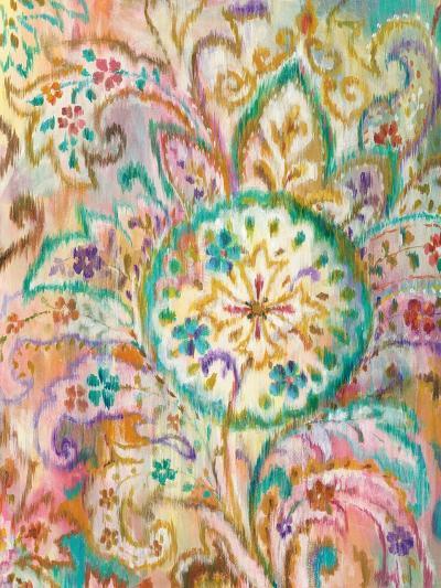 Boho Paisley I Crop-Danhui Nai-Art Print