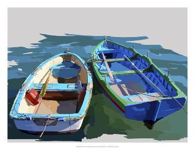 Bold Boats III-Emily Kalina-Art Print