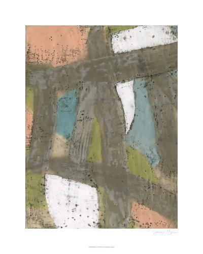 Bold Pastels II-Jennifer Goldberger-Limited Edition