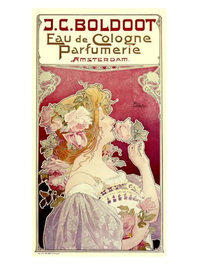 Boldoot Cologne Perfume--Giclee Print