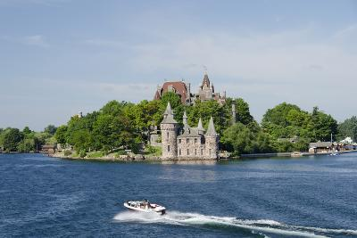 Boldt Castle, 'American Narrows', St. Lawrence Seaway, Thousand Islands, New York, USA-Cindy Miller Hopkins-Photographic Print