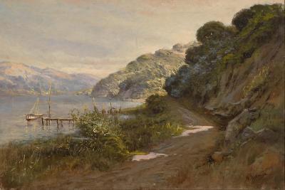 Bolinas Bay and the Summit-Manuel Valencia-Giclee Print