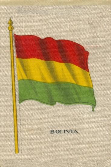 'Bolivia', c1910-Unknown-Giclee Print