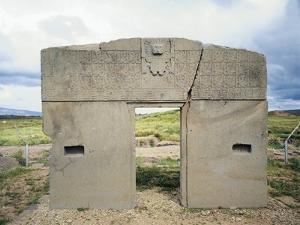 Bolivia, Tiwanaku