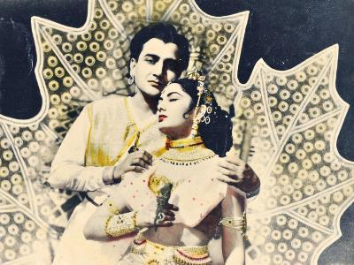 Bollywood Poster--Giclee Print