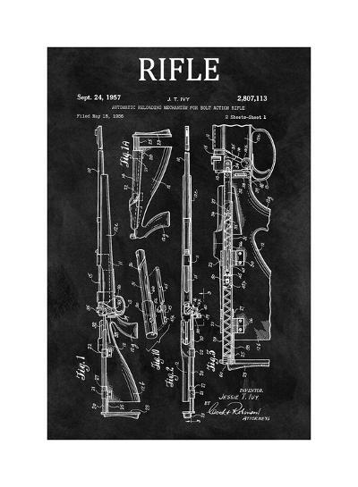 Bolt Action Mechanisim, 1956-C-Dan Sproul-Giclee Print