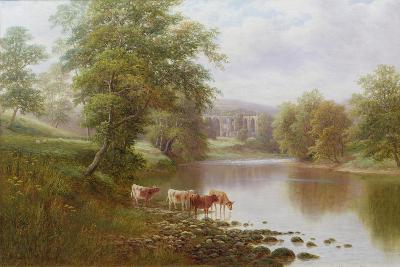 Bolton Abbey-William Mellor-Giclee Print
