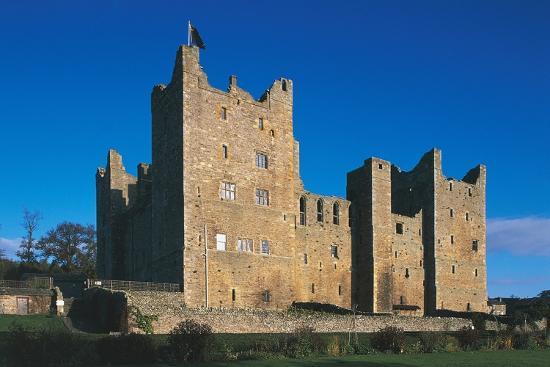 Bolton Castle, 14th Century, England, United Kingdom--Photographic Print
