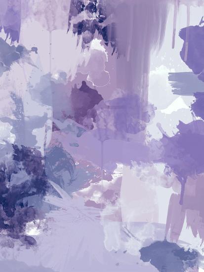 Bomb Pop Purple-Amy Brinkman-Art Print