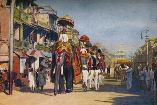 'Bombay ...', c1920-Unknown-Giclee Print