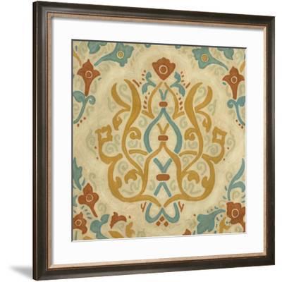 Bombay Design I-Megan Meagher-Framed Giclee Print