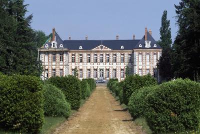 Bombon Castle, Near Melun, Ile-De-France, France--Giclee Print