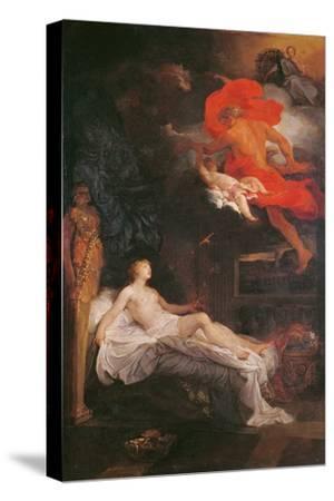 Jupiter and Semele, 1704