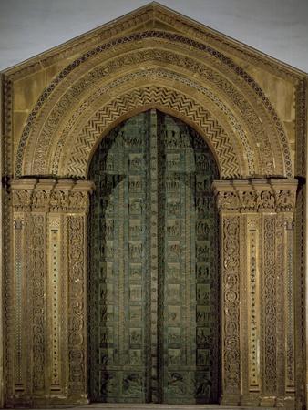 Bronze Door, 1185-1186