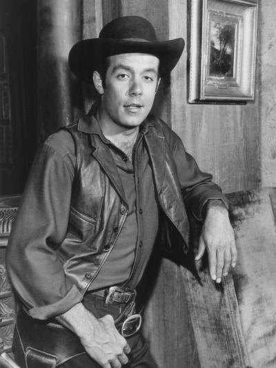 Bonanza, Pernell Roberts, 1959-1973--Photo