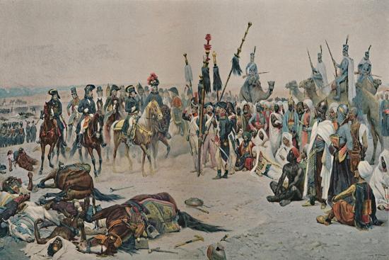 'Bonaparte in Egypt', 1798-1801, (1896)-Unknown-Giclee Print