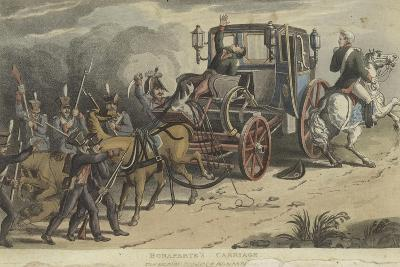 Bonaparte's Carriage--Giclee Print