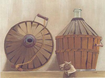 Bonbonnes II-Claudine Picard-Art Print
