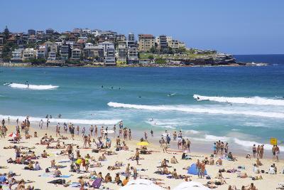 Bondi Beach, Sydney, New South Wales, Australia, Oceania-Frank Fell-Photographic Print
