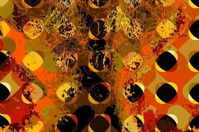 Bonfire-Scott J. Davis-Giclee Print