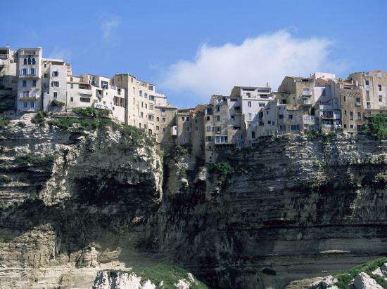 Bonifacio, Corsica, France-Yadid Levy-Photographic Print