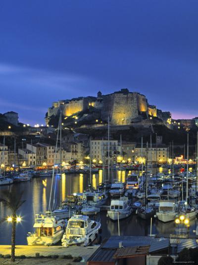 Bonifacio, Corsica, France-Doug Pearson-Photographic Print