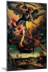 St. Michael Vanquishing the Devil by Bonifacio de Pitati