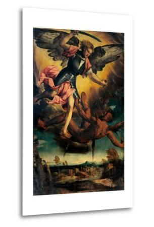 St. Michael Vanquishing the Devil