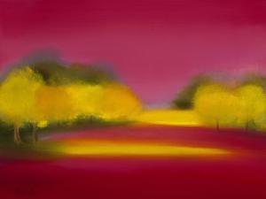 Raspberry Fantasy by Bonita Williams Goldberg