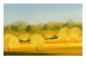Sunlight Returns I by Bonita Williams Goldberg