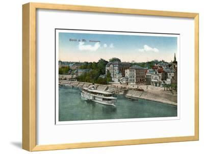 Bonn and the River Rhine, 20th Century