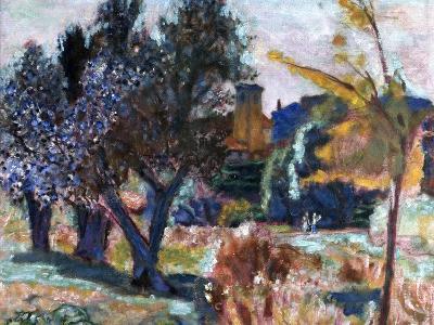 Bonnard: Landscape, 1924-Pierre Bonnard-Giclee Print