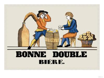 Bonne Double Bier--Art Print