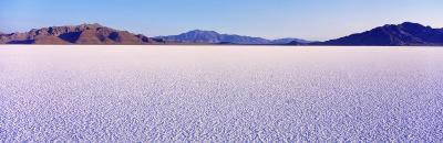 Bonneville Salt Flats, Utah, USA--Photographic Print