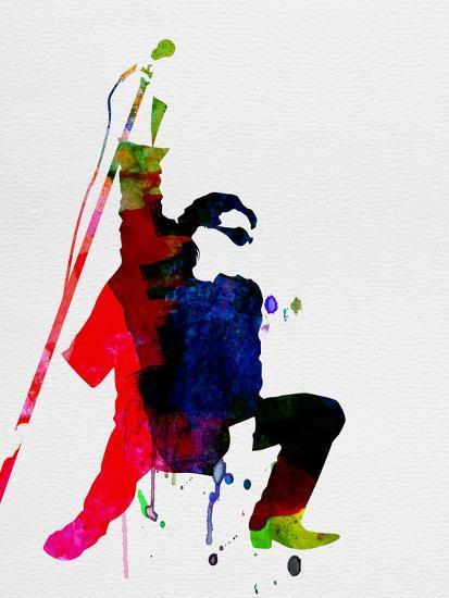 Bono Watercolor-Lora Feldman-Premium Giclee Print