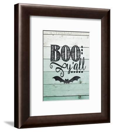 Boo Y'all-Jo Moulton-Framed Art Print