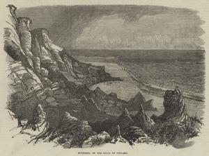 Boobjerg, on the Coast of Jutland