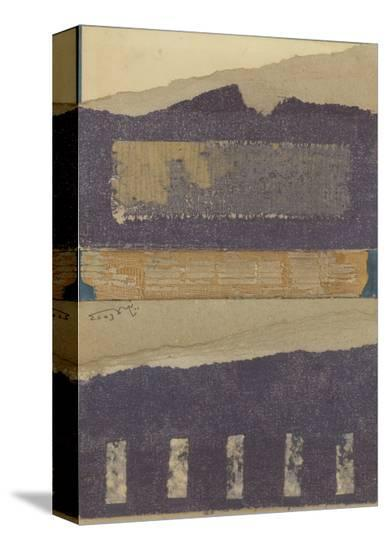 Book Cover 13-Qasim Sabti-Stretched Canvas Print