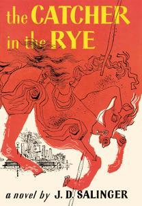 Book Cover of the Catcher in the Rye by J. D. Salinger, First Edition