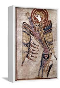 Book Of Kells: Saint Mark