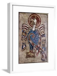 Book Of Kells: St John