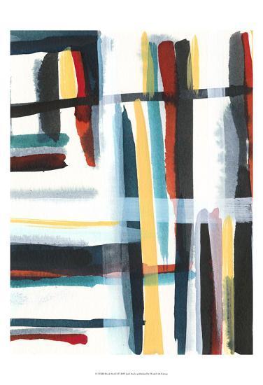 Book Shelf I-Jodi Fuchs-Art Print