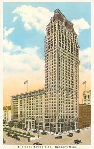Book Tower Building, Detroit, Michigan