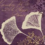 Lavender Fern-Booker Morey-Art Print