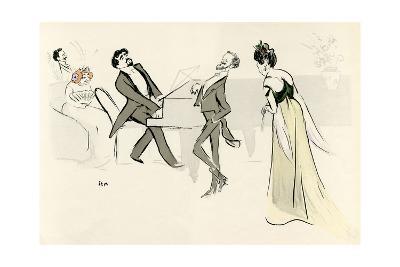 Books, Proust, Swann's Way--Giclee Print