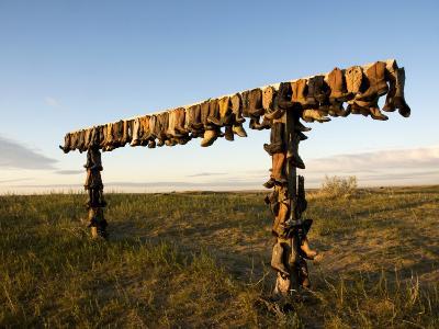 Boot Rack-Mark Newman-Photographic Print